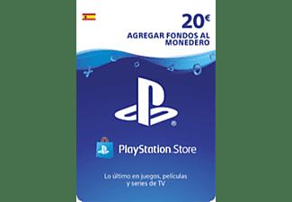 Tarjeta - Sony - PlayStation Network, Tarjeta Prepago 20