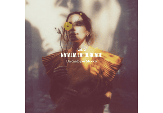 Natalia Lafourcade - Un canto por México Vol. 2 - CD