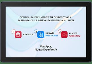 "Tablet - Huawei MatePadT 10, 32 GB, Azul, WiFi, 9.7"", WQXGA, 2 GB, Kirin 710, Android 10"
