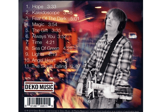 Dave Bickler - Darklight  - (CD)