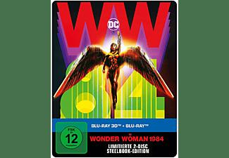 Wonder Woman 1984 3D Blu-ray (+2D)