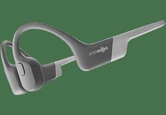 AFTERSHOKZ AEROPEX, Open-ear Headset Bluetooth Hellgrau