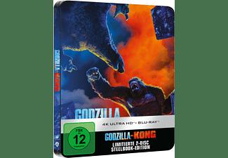 Godzilla vs. Kong 4K Ultra HD Blu-ray + Blu-ray
