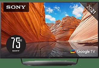 "TV LED 43"" - Sony KD43X82JAEP, UHD 4K, HDR, Smart Tv (Google Tv), X1, Triluminos, Control por voz, Negro"