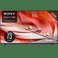 """TV LED 55"""" - Sony XR55X90JAEP, UHD4K, Procesador Cognitivo XR, Google TV (Smart TV), HDMI 2.1, FALD, Negro"""