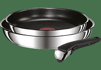 TEFAL L94092 Ingenio Preference 2-tlg. Bratpfanne-Set (Aluminium, Beschichtung: PTFE)