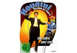 Houdini, der König des Varieté [DVD]