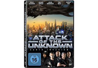 Attack of the Unknown - Earth Invasion [DVD]