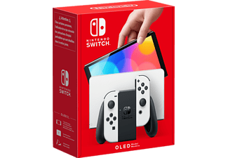 NINTENDO Switch (OLED-Modell) Weiss
