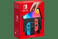 NINTENDO Switch (OLED-Modell) Neon-Rot/Neon-Blau
