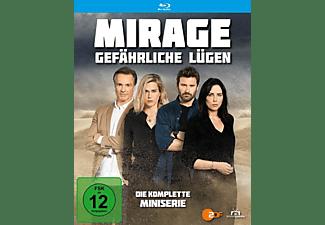 Mirage - Gefährliche Lügen [Blu-ray]