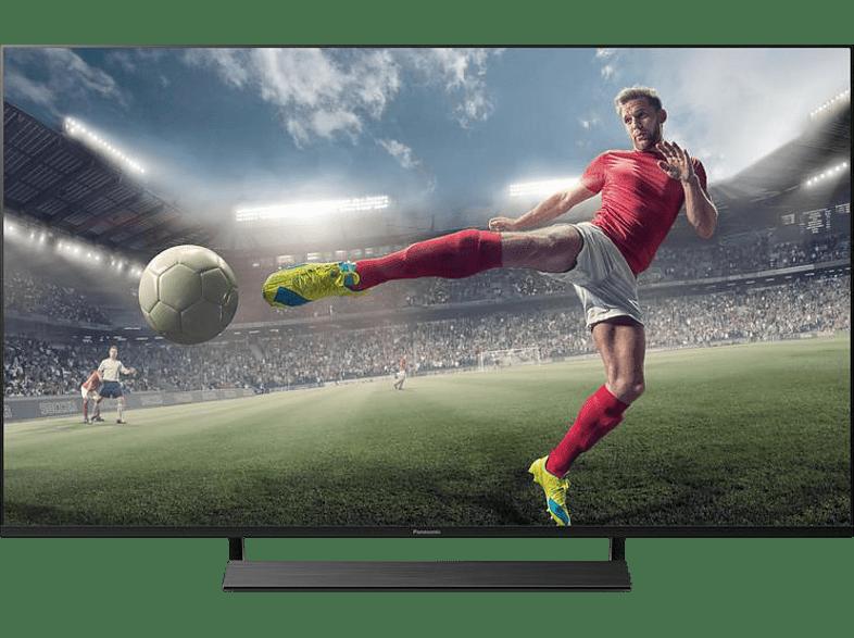 Panasonic TX-50JXW854 LED TV (Flat, 50 Zoll / 126cm, UHD 4K, SMART TV, My Home Screen 6.0)