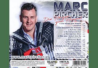 Marc Pircher - Die Herzen zum Himmel  - (CD)