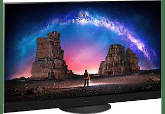 PANASONIC TX-55JZW2004 OLED TV (Flat, 55 Zoll / 139 cm, UHD 4K, SMART TV, my Home Screen 6.0)