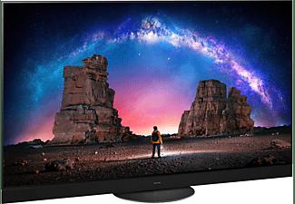 PANASONIC TX-65JZW2004 OLED TV (Flat, 65 Zoll / 164 cm, UHD 4K, SMART TV, my Home Screen 6.0)