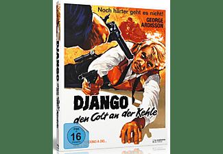 Django: Den Colt an der Kehle [Blu-ray + DVD]