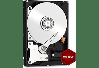 "Disco duro 2 TB - Western Digital WD Red NAS Hard Drive, 3.5"", SATA III, 6Gb/s, Interno, 5400 rpm, 64 MB, Rojo"
