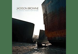 Jackson Browne - Downhill From Everywhere [Vinyl]