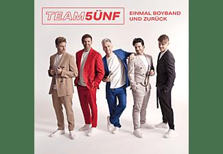 Team 5ünf - Einmal Boyband Und Zurück  - (CD)