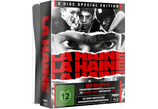 La Haine - Hass 4K Ultra HD Blu-ray + Blu-ray