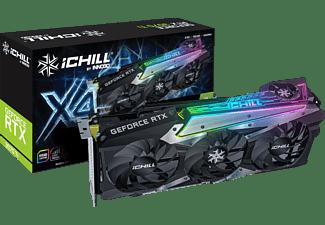 INNO3D GeForce RTX™ 3070 Ti iCHILL X4 LHR (C307T4-086XX-1820VA35) (NVIDIA, Grafikkarte)