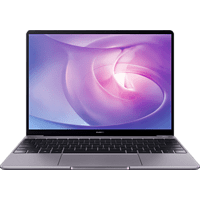 HUAWEI Matebook 13, Notebook mit 13 Zoll Display, Windows 10 Home, AMD Ryzen™ 7 Prozessor, 16 GB RAM, 512 GB SSD, Radeon™ Vega 10 Grafik, Space Gray