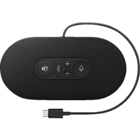 MICROSOFT Modern USB-C Lautsprecher Schwarz