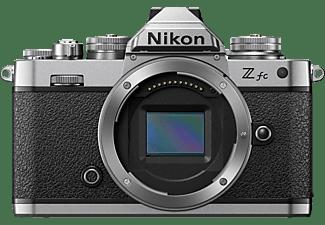 NIKON Z fc Systemkamera Gehäuse, 20.9 MP, APS-C, 4K/30p, 11B/s, OLED Sucher, 3.0 Zoll Touch LCD