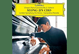 Seong-Jin Cho, London Symphony Orchestra - Piano Concerto No. 2 - Scherzi  - (CD)