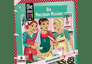 Die Drei ??? - Adventskalender/Die Marzipan-Mission [CD]