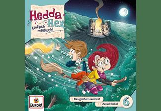 Hedda Hex - Folge 6: Das große Hexenfest/Zu viel Onkel [CD]
