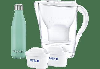 BRITA 112219 Marella Wasserfilter, Weiß
