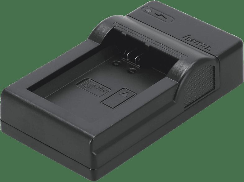 HAMA Travel USB-Ladegerät für Sony NP-FW50, Schwarz