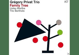 Grégory Trio Privat, Linley Marthe, Trio Bertholo, VARIOUS - Family Tree  - (CD)