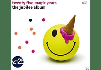 Diverse Jazz - Twenty Five Magic Years:The Jubilee Album  - (LP + Download)