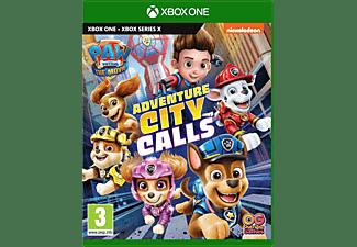 Paw Patrol: Adventure City Calls FR/NL Xbox One/Xbox Series X