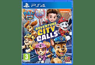 Paw Patrol: Adventure City Calls FR/NL PS4