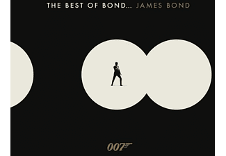 VARIOUS - The Best Of Bond... James Bond [CD]