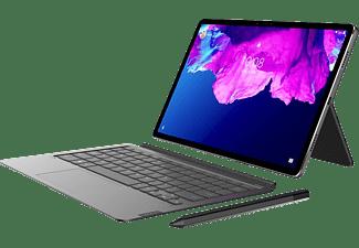 "Tablet - Lenovo Tab P11 Pro, 128GB, Gris, LTE + WiFi, 11.5"" WQXGA, 6GB, Snapdragon 730G, + Teclado + Pen 2"