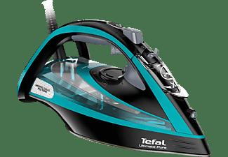 TEFAL FV9844E0 Ultimate Pure Dampfbügeleisen (3200 Watt, Durilium Airglide Autoclean)
