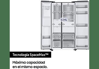 Frigorífico americano - Samsung RS68A8842S9/EF, 617 l, No Frost, Precise Cooling, 178 cm, Inox