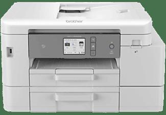 Impresora multifunción - Brother MFCJ4540DW, Inyección de tinta, Impresión Color/Monocromo, Fax, Wi-Fi, Gris