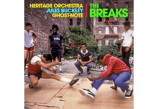 The Heritage Orchestra, Jules Buckley, Ghost-Note - The Breaks  - (CD)