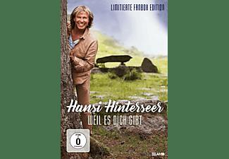 Hansi Hinterseer - Weil es dich gibt (Ltd.Fanbox Edition)  - (CD + Merchandising)