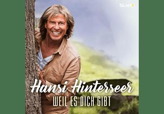 Hansi Hinterseer - Weil es dich gibt  - (CD)