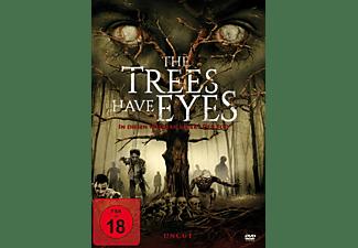 The Trees have Eyes - In diesen Wäldern lauert der Tod [DVD]