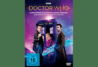 Doctor Who - Die Christopher Eccleston und David Tennant Jahre: Der komplette 9. und 10. Doktor [DVD]