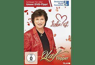 Olaf Der Flipper - Olaf der Flipper: Liebe ist  - (DVD)