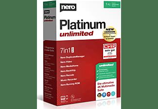 Nero Platinum Unlimited - [PC]