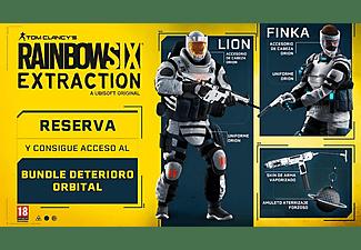 PS5 Rainbow Six: Extraction